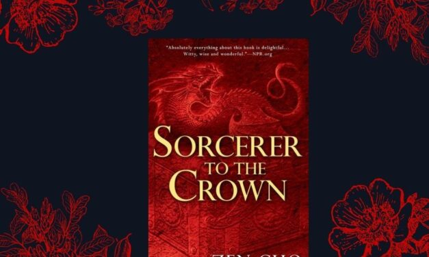 The Silver Petticoat Book Club: Your September 2020 Read is 'Sorcerer to the Crown'