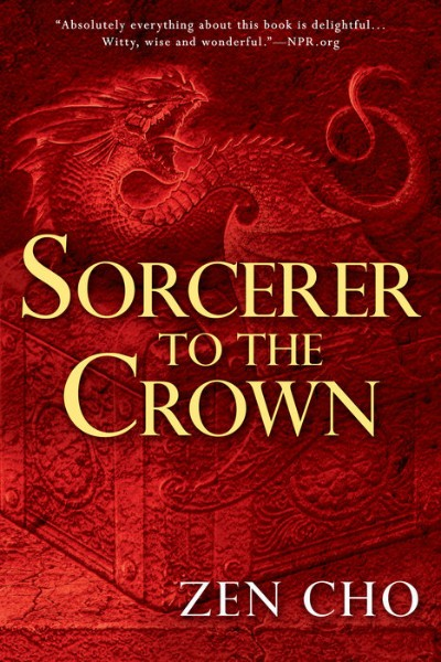 Sorcerer to the Crown US book Cover: The Silver Petticoat Book Club: Your September 2020 Read is 'Sorcerer to the Crown'