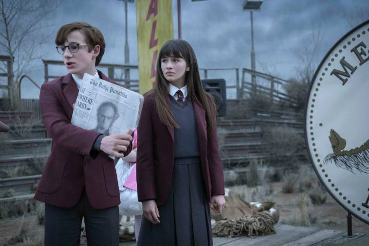 A Series of Unfortunate Events promo image