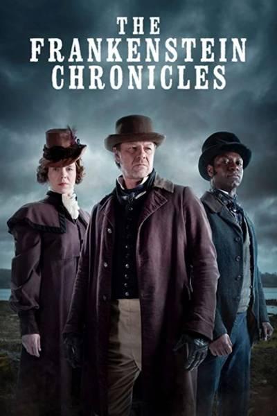 The Frankenstein Chronicles promo poster