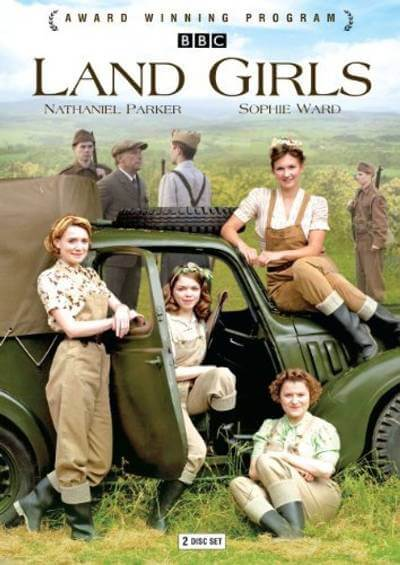 Land girls poster; period dramas on netflix