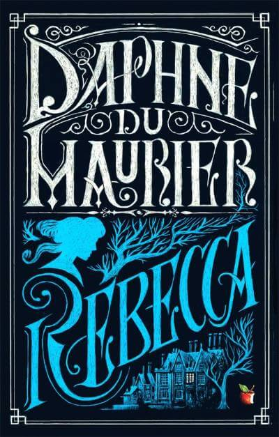 Rebecca Book Cover; October 2020 read