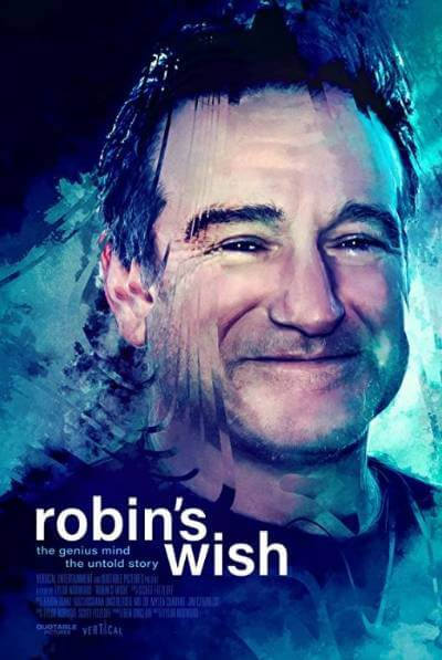 Robin's Wish poster