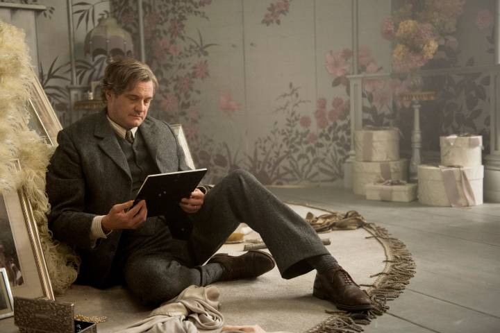 Colin Firth in The Secret Garden 2020