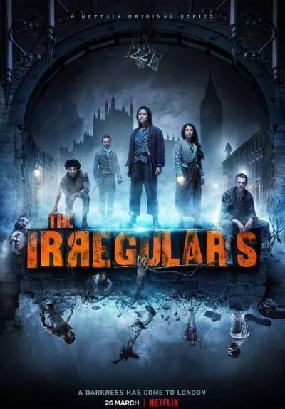 The Irregulars Netflix poster