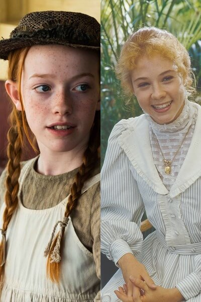 Anne Shirley from Anne of Green Gables and Anne with an E - Female Book Characters Costume Ideas