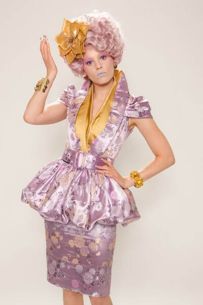 Effie from The Hunger Games - Costume Ideas