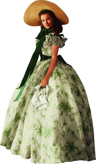 Scarlett O'Hara from Gone with the Wind - Costume Ideas