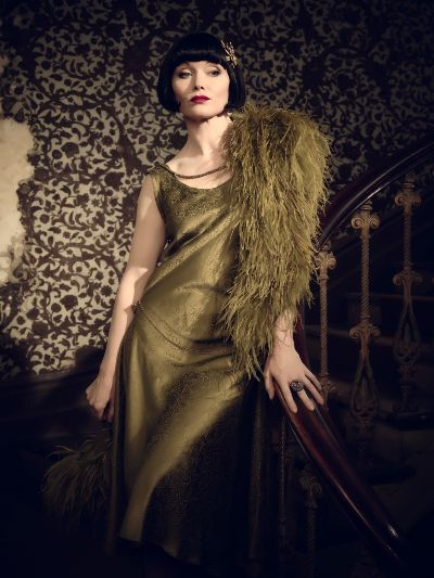 Miss Fisher from Miss Fisher's Murder Mystery - Halloween Costume Ideas