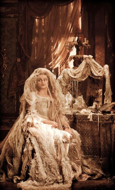 Miss Havisham from Great Expectations - Female Book Characters Costume Ideas