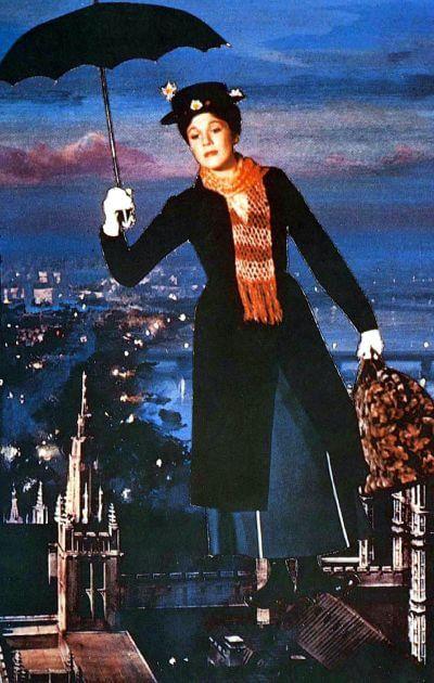Mary Poppins - Costume Ideas