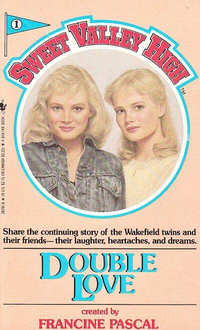 Sweet Valley High - Double Love Book Cover