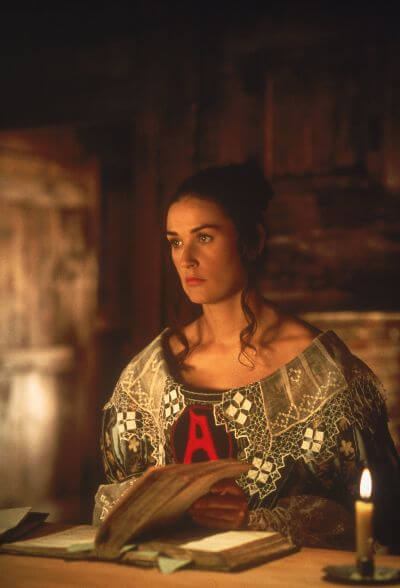 Hester from The Scarlet Letter - Costume Ideas for various female book characters
