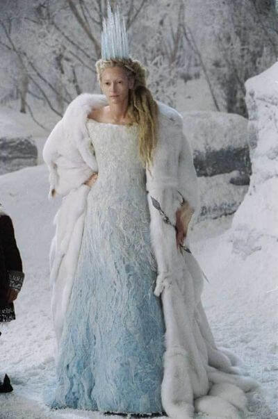 The White Witch from The Chronicles of Narnia - Female Book Character Ideas