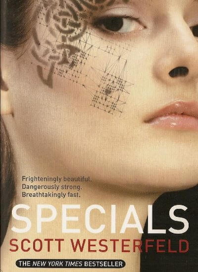 Uglies Series - Specials Book Cover