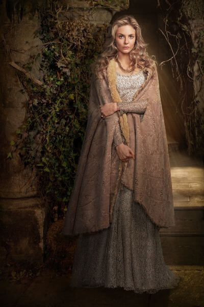 Queen Guinevere from Camelot TV Series