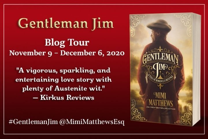 gentleman jim blog tour