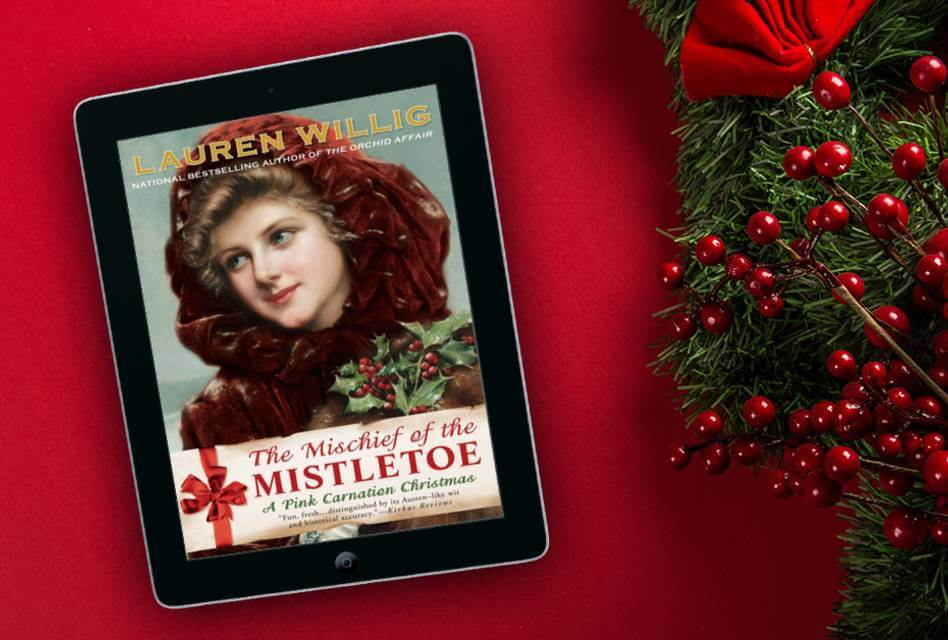 The Silver Petticoat Book Club: Your November 2020 Read is 'The Mischief of the Mistletoe'