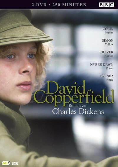 David Copperfield 1986 poster