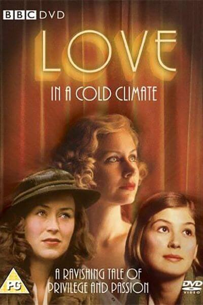 Love in a Cold Climate DVD poster