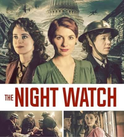 The Night Watch 2011 poster