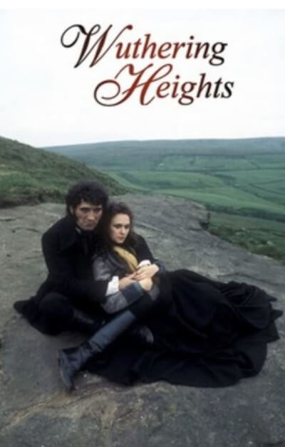 Wuthering Heights 1978 poster