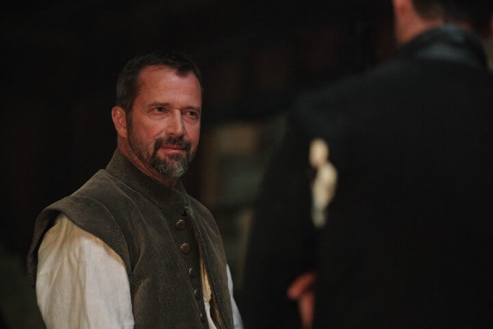 James Purefoy as Philippe de Clermont