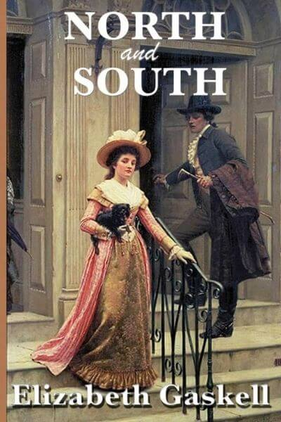 North and South Book Cover; January 2021 Read for The Silver Petticoat Book Club