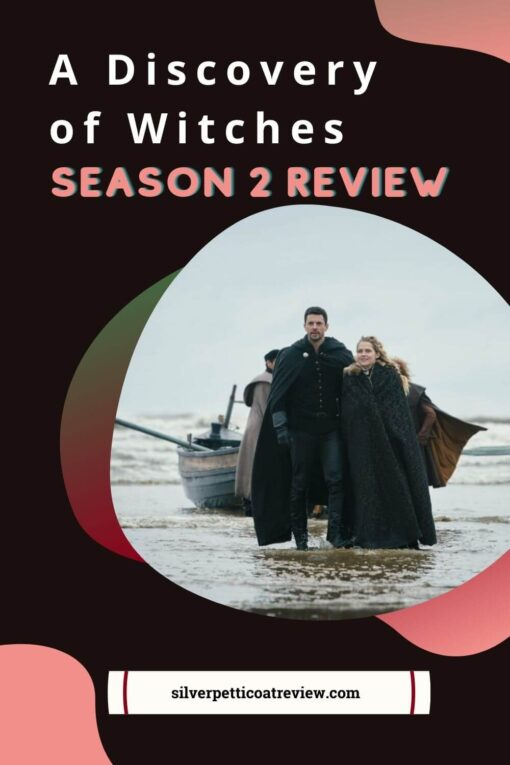 'A Discovery of Witches' Season 2 Review: pinterest image