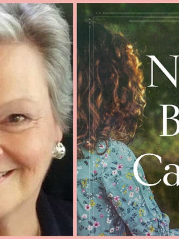 Cathy Gohlke Author image and Night Bird Calling Book Cover