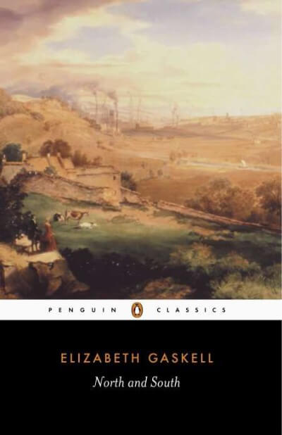 north and south penguin classics book cover; january 2021 read for The Silver Petticoat Book Club