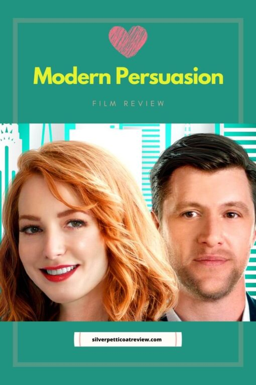 Modern Persuasion film review - pinterest image