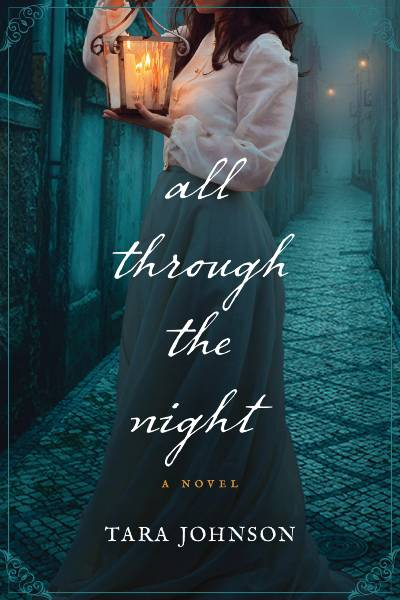 All Through the Night Book Cover