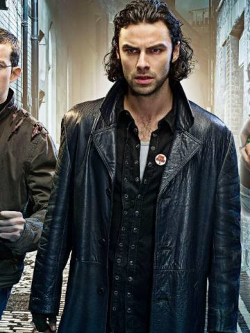 Being Human BBC promo image; featured image used for urban fantasy tv shows on prime video article