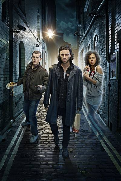 Being Human BBC; urban fantasy show