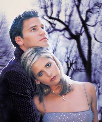 buffy and angel promo image