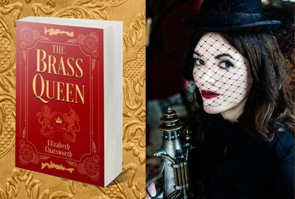Elizabeth Chatsworth Interview: Q&A on 'The Brass Queen'