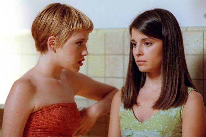 Liz and Maria in Roswell
