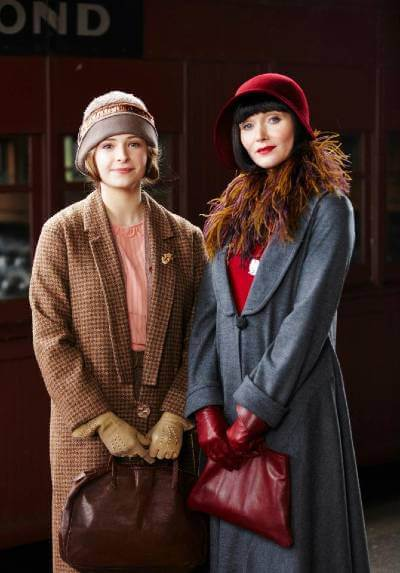 Dot and Miss Fisher