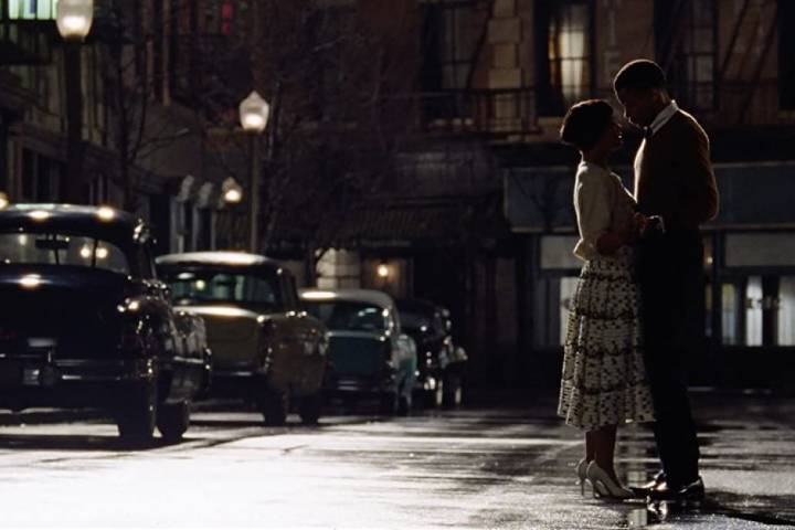 Sylvie's Love; Sylvie and Robert dancing