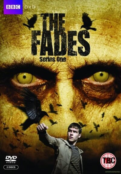 The Fades DVD Poster
