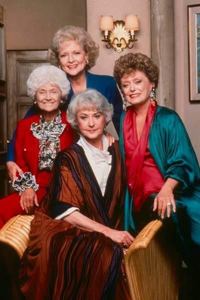The Golden Girls promo image