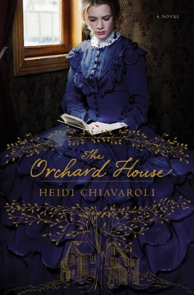 The Orchard House Book Cover
