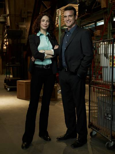Warehouse 13 promo image