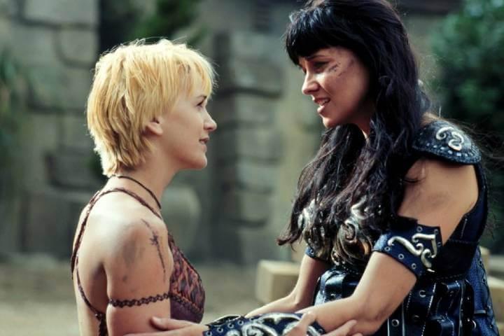 Xena: Warrior Princess Publicity Still
