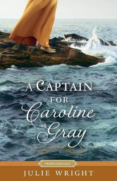 A Captain for Caroline Gray Book Cover