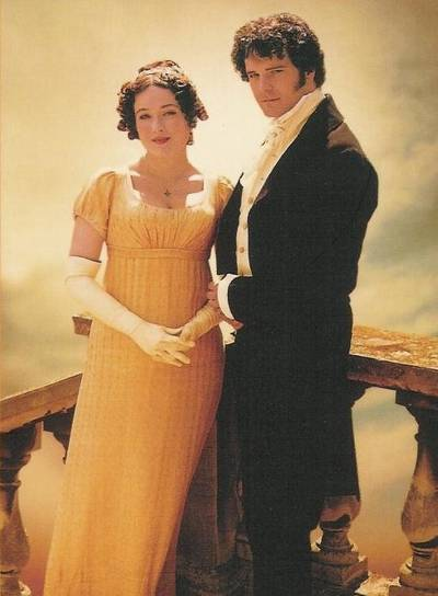 Pride and Prejudice 1995 promo image
