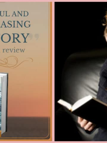A Captain for Caroline Gray Featured image with author and Booklist review blurb