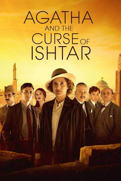 Agatha and the Curse of Ishtar Poster