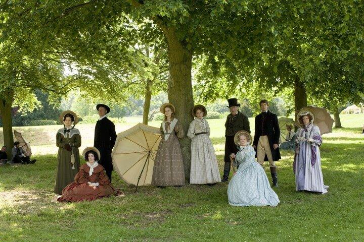 Cranford Cast Promo Photo